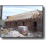 Budowa kaplicy w Sichowie D.