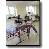 Turniej tenisa sto�owego w GCK
